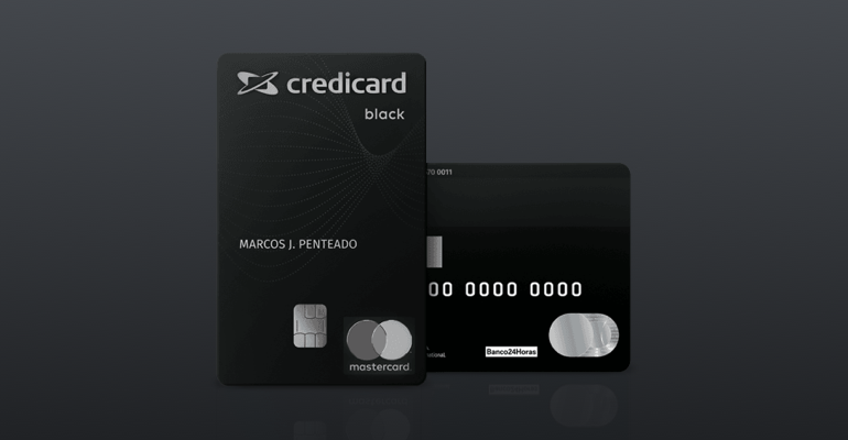 Credicard Black Mastercard