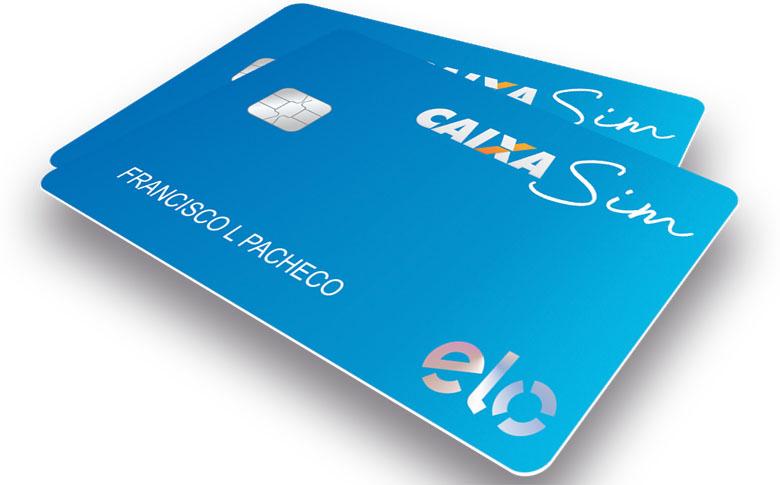 Cartão Caixa SIM   Sem Anuidade e Com as Menores Taxas!