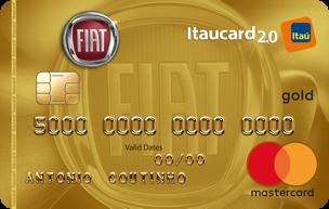 Cartões de Crédito FIAT Itaucard 2.0 - Confira Já!