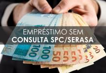 Empréstimo sem consulta no SPC e SERASA - Meu Crédito Aprovado