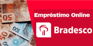 Empréstimo Online Bradesco: Confira como contratar usando seu celular